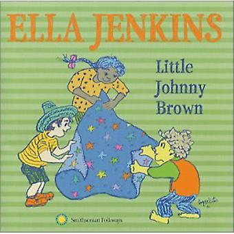 Ella Jenkins - Little Johnny Brown & andere dus [CD] USA import