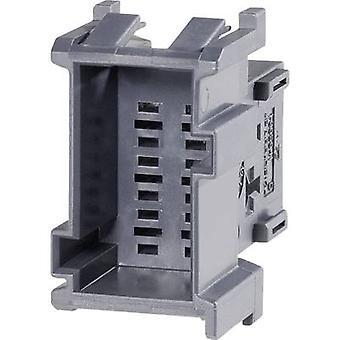 TE Connectivity Buchse Gehäuse - Kabel J-P-T Gesamtzahl der Stifte 6 Kontakt Abstand: 5 mm 1-965641-1-1 PC