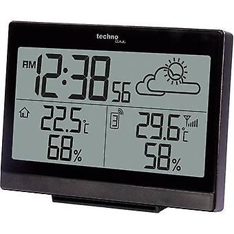 Techno Line WS 9252 WS 9252 Wireless digital weather station