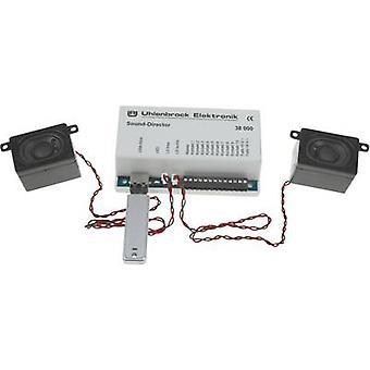Uhlenbrock 38000 Sound-Director User nagrania Prefab składnik