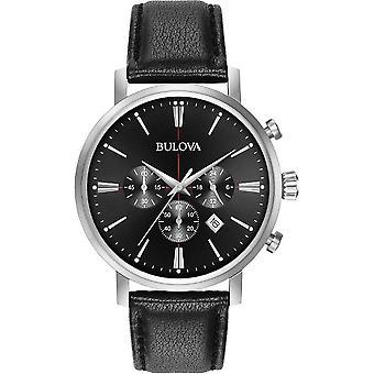 Bulova montre chronographe classique 96 B 262