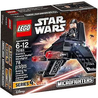 LEGO Krennic's Imperial Shuttle Microfighter 75163