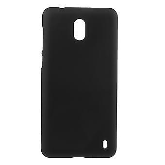 Nokia 2 Gommato Hard plastica shell-nero