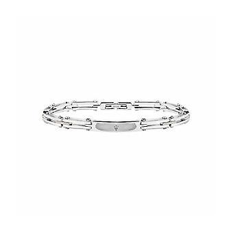 MASERATI - bracelet - men's-PRESTIGE steel - JM417AKV03