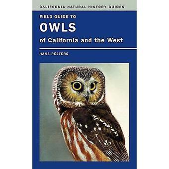 Guia de campo para corujas da Califórnia e a oeste por Hans J. Peeters - 9