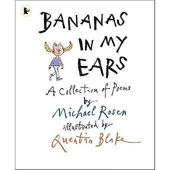 Banany w uszach przez Michael Rosen - Quentin Blake - 9781406337556 B