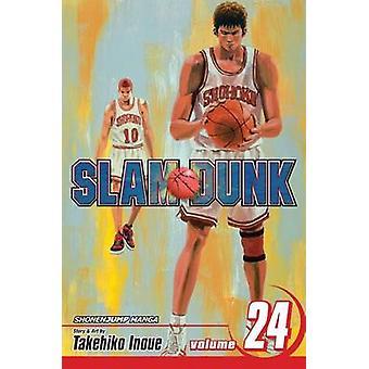 Slam Dunk - Volume 24 by Takehiko Inoue - Takehiko Inoue - 9781421533