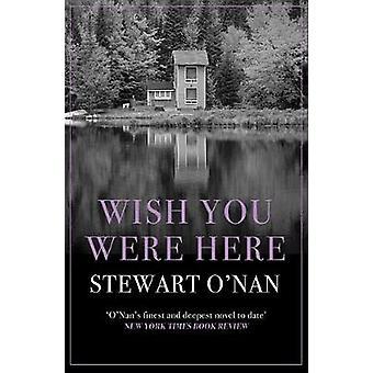 Życzeń, które były tutaj przez Stewart O'Nan - 9781760293888 książki