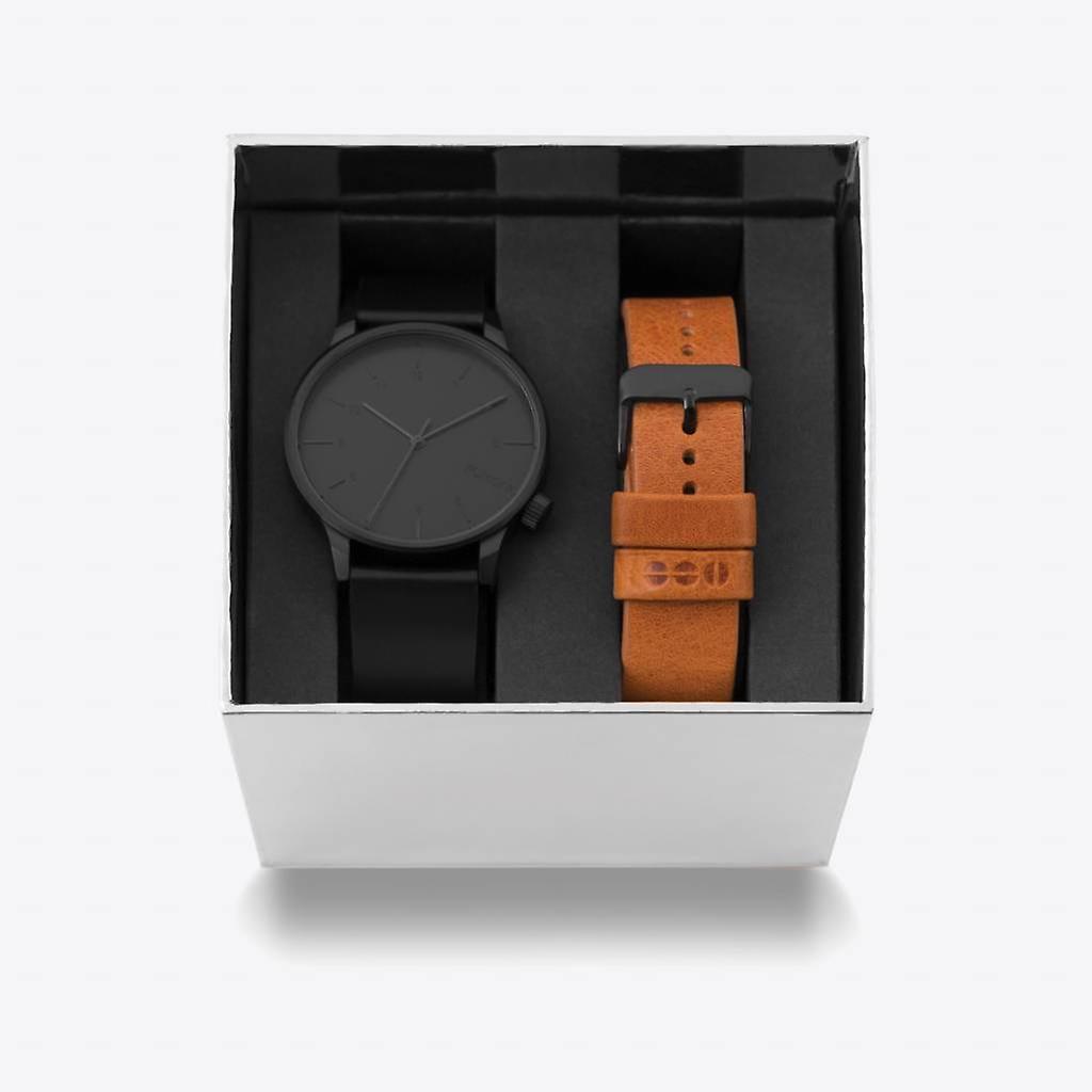 Komono Gift Box Winston Regal All Black Watch