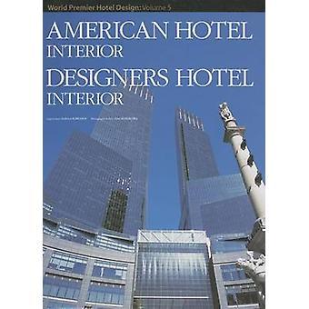 Amerikaans interieur van het Hotel door Hiro Kishikawa - 9784309800059 boek