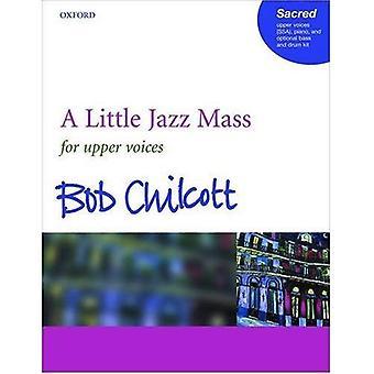 Masse un peu de Jazz: Partition vocale SSA