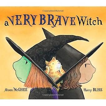 Uma bruxa muito corajosa (livros de Paula Wiseman)