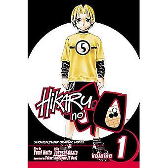 Hikaru No Go: volumen 1: descenso del maestro ir: 1 (Hikaru No Go)