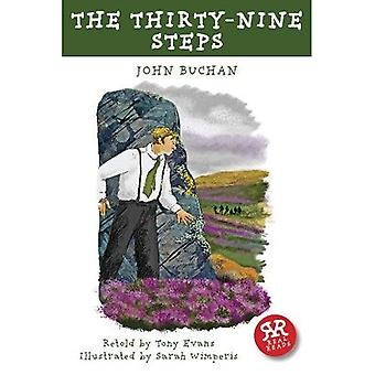 Thirty-Nine Steps, The (Real Reads)