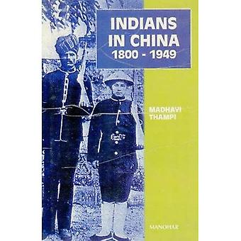 Indianen in China 1800-1949