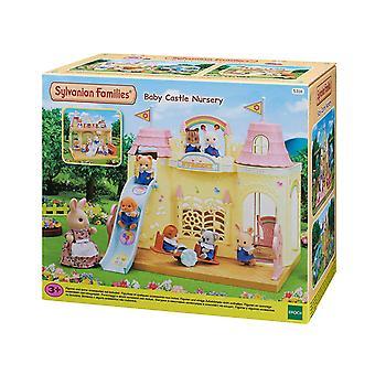 Sylvanian Families Baby kasteel kwekerij 5316