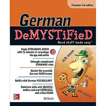 Duitse Demystified, Premium 3e editie