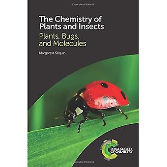 Kasveja ja hyönteisiä kemia: kasvit, vikoja ja molekyylit