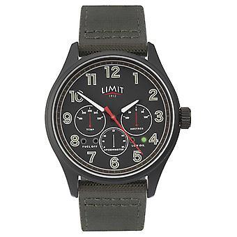 Limite | Mens Black | 5969.01 watch