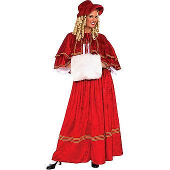 Christmas Queen Adult Costume