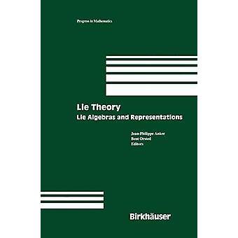 Løgn teori løgn Algebras og representasjoner av Anker & JeanPhillippe