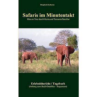 Safaris im Minutentakt by Zacharias & Burghard