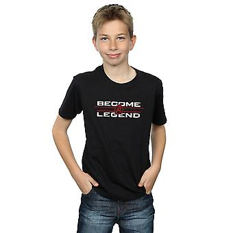 Marvel Boys Avengers Endgame Become A Legend T-Shirt