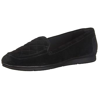 Easy Spirit Womens Wynter Leather Square Toe Loafers