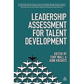 Ledarskap bedömning för talangutveckling