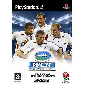 Verdensmesterskabet rugby (PS2)-fabriks forseglet
