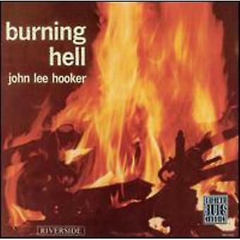 John Lee Hooker - Burning Hell [CD] USA import
