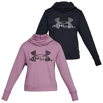 Under Armour kvinner 2019 bomull fleece Sportstyle logo Hoody