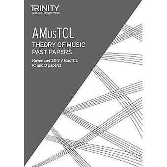 Trinity College London - Past Papers - AMusTCL (Nov 2017) - 97808573676