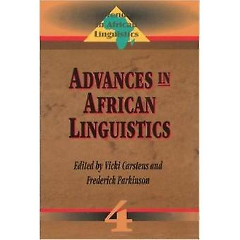 Advances In African Linguistics - Trends in African Linguistics No. 4