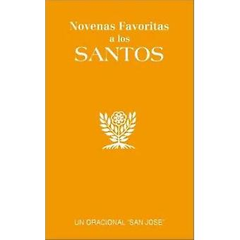 Novenas Favoritas a Los Santos by Lawrence G Lovasik - 9780899426587