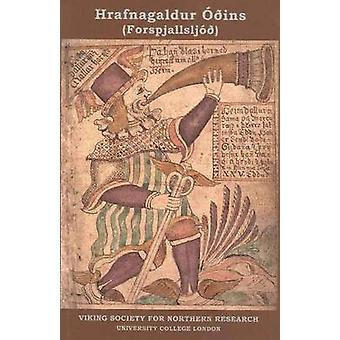 Hrafnagaldur Odins by Anita Lassen - 9780903521819 Book