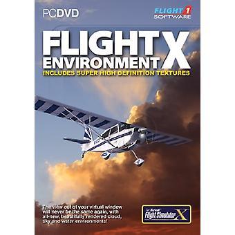 Flight Environment X (PC DVD) - New