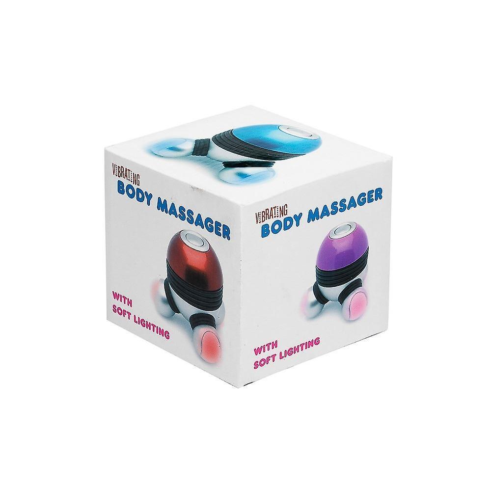 Body massasjeapparat med LED ' s-blå