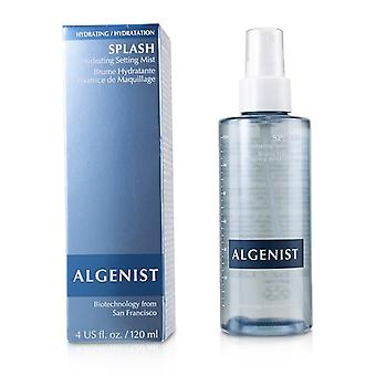 Algenist SPLASH hydraterende instelling mist 120ml/4oz