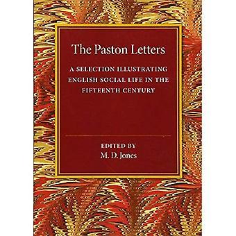 Paston litery: Wybór ilustrujący angielski życia społecznego w XV wieku