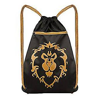 Zaino String - World of Warcraft - Alliance Cinch Bag j8622