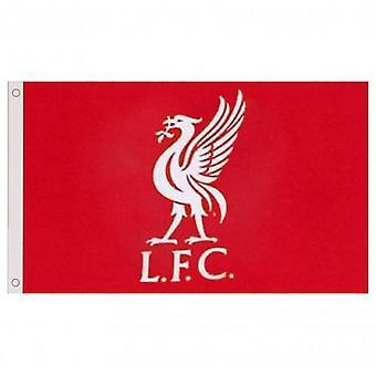 Ливерпуль ФК Основной Крест флаг