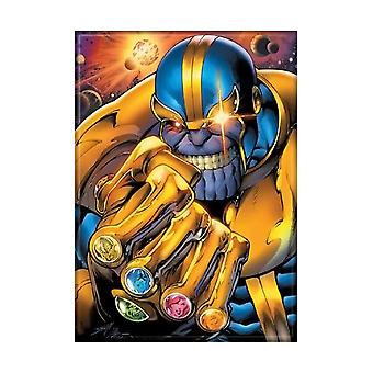 Thanos Infinity Gauntlet magnet