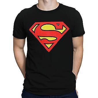 T-shirt noir Superman III