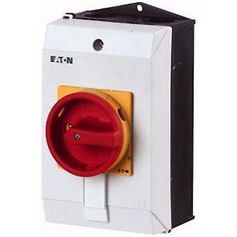 Eaton P1-32/I2/SVB Hekschakelaar 32 A 690 V 1 x 90 ° geel, rood 1 PC('s)