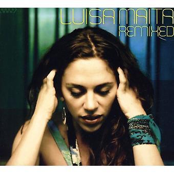 Luisa Maita - Maita Remixed [CD] USA import