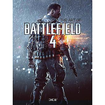 Battlefield 4 the Art of Battlefield 4 Hardcover Book
