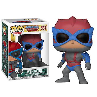 Masters of the Universe Stratos Pop! Vinyl