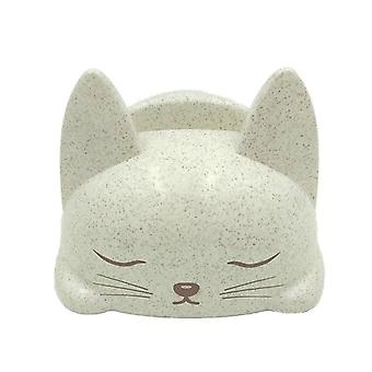 Multifunctional stand, cat-white