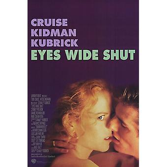 Eyes Wide Shut Original Movie Poster - International  Single Sided